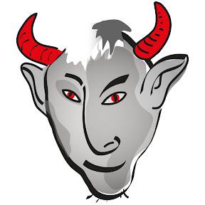 głowa diabła